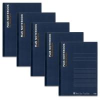 ノートブック NO-003BS-5P B5 B罫 5冊