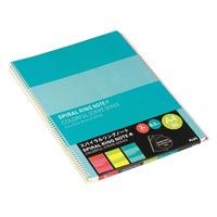 スパイラルリング ノート RS-230-3P A4 3冊