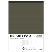 レポートパッド RE-050G B5 G罫