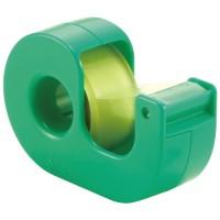 セロテープ小巻カッター付 CT-18DCG 緑