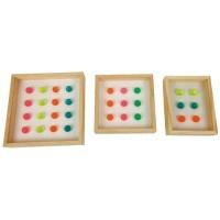 ボール色ならべ(3種セット) CO1560