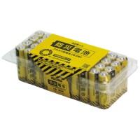 防災電池 アルカリ乾電池単3形 40本入