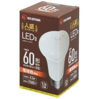 LED電球センサー付60形E26電球LDR9L-H-SE25