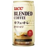 ※ブレンドコーヒー カフェオレ 缶 185g/30