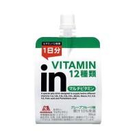 ▲※インゼリー マルチビタミン 1箱/6袋入