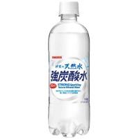 ※伊賀の天然水強炭酸水 PET 500mL/24本