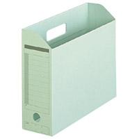 ボックスファイル FL-051BF A4E ブルー
