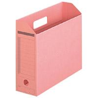 ボックスファイル FL-051BF A4E ピンク