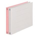 フラットファイル 022NW A4E ピンク 10冊