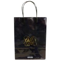 ゴールドバッグ手提袋 S NO.015 紺