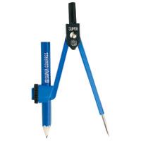 スーパーコンパス EC-303 鉛筆用 紺