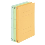 フラットファイル厚とじ300<A4タテ型> (1冊) A4-S