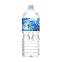 ▲六甲のおいしい水PET 2L 6本
