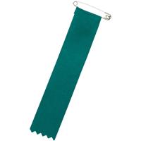 リボン 徽章ビラ 緑 459-785