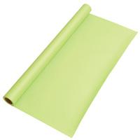 色画用紙 ジャンボロールR 212 黄緑