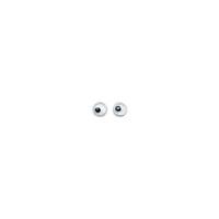 うごく目(10個) 極小 径4mm