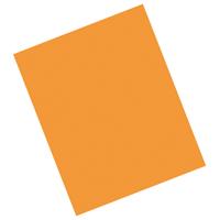 シナールカラー A4 厚口 500枚 オレンジ