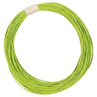 紙紐 15m巻 PR-105 黄緑