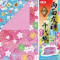 両面友禅千代紙 10118 15cm 小紋
