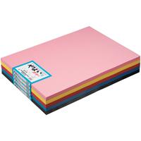 色画用紙 やよいカラー 4ツ切 10枚入/1包