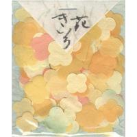 貼り絵 805016-3 きいろ花