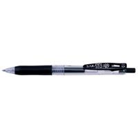 ボールペン サラサクリップ 1.0mm 黒 10本