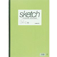 スケッチブック 画用紙 B4 厚口 SK710