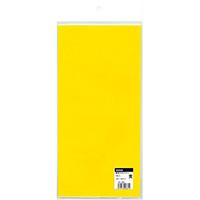 単色セロファン 5枚入 320×440 黄