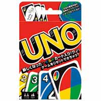 ウノ カードゲーム ノーマル