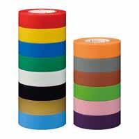 ビニールテープ NO200-19 19mm*10m 14色