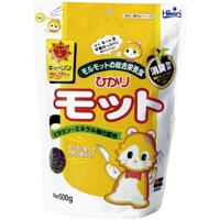 小動物用飼料 ひかりモット 500g