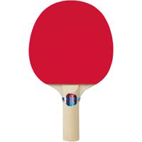 卓球ラケット シェーク 赤 10本