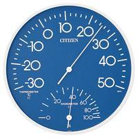 シチズン 温湿度計 TM-108