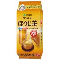 ※◆ワンポットほうじ茶ティーバッグ50袋