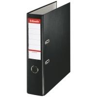 レバーアーチファイル 48067 A4S ブラック