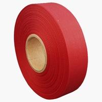 カラーリボン赤 12mm*25m B812J-RD