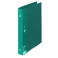 2リングファイルFC-101RF A4S 35mm 緑