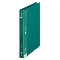 2リングファイルFC-102RF A4S 29mm 緑