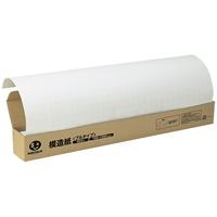 方眼模造紙プルタイプ50枚白 P152J-W