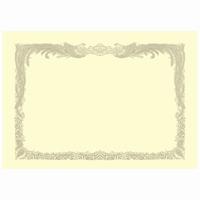OA賞状用紙クリーム縦書用A3 10枚 N148J