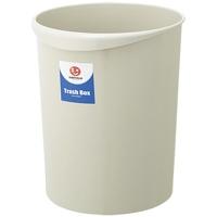持ち手付きゴミ箱丸型18.3L グレー N153J-G
