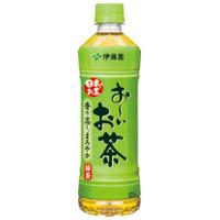 ◆おーいお茶 緑茶PET 525ml/24本