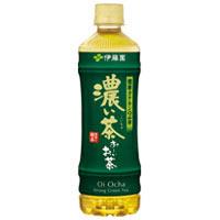 おーいお茶濃い茶PET 525ml/24本