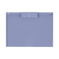 クリップボード FL-401CP A4S ブルー