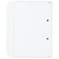 おりたためるA4クリップボード+ ホワイト