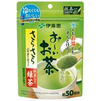おーいお茶抹茶入りさらさら緑茶40g
