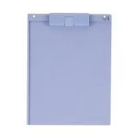 クリップボード FL-411CP A4E ブルー
