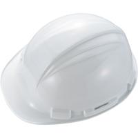 ラチェット付ヘルメット 白 A59
