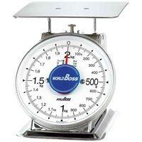 ステンレス製上皿自動はかり2kg SA-2S