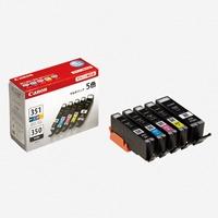 インクカートリッジ BCI-351+350/5MP